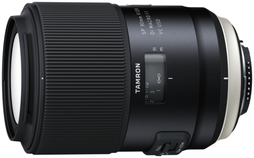 Tamron SP 90mm f/2.8 DI VC USD Macro Canon + Δώρο Θήκη