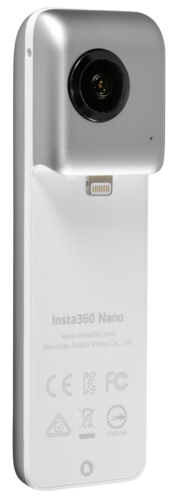 Insta360 Nano 360° Grad camera for iPhone