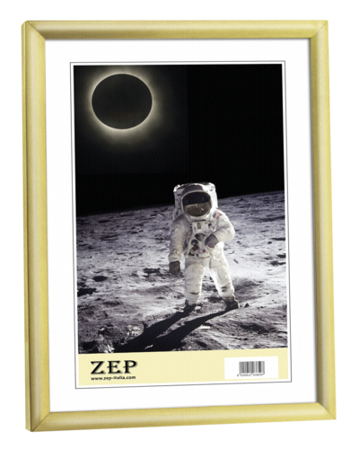 ZEP New Easy gold 13x18 plastic frame
