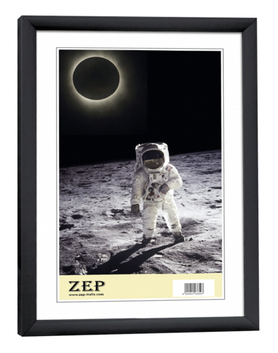 ZEP New Easy black 13x18 Plastic Frame