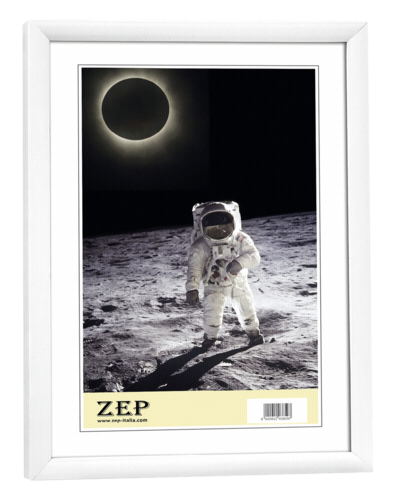ZEP New Easy white 13x18 Plastic Frame