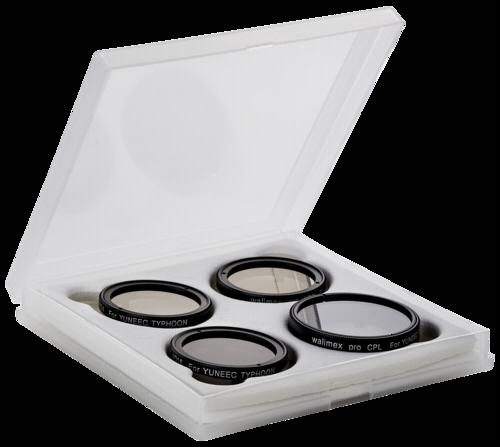 Walimex Pro drone filter set Yuneec Typhoon