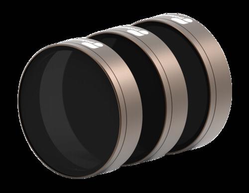 PolarPro Cinema Filter 3Pack Shutter for DJI Phantom 4 Pro