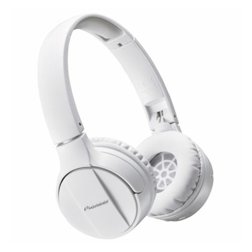 Pioneer SE-MJ553BT-K white