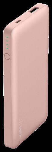 Belkin Pocket Power 5000mAh Exernal Battery rose gold
