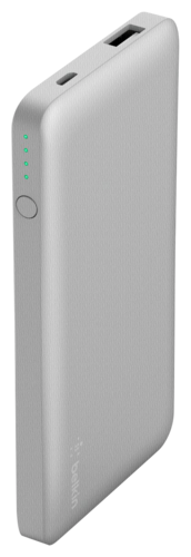 Belkin Pocket Power 5000mAh Exernal Battery silver