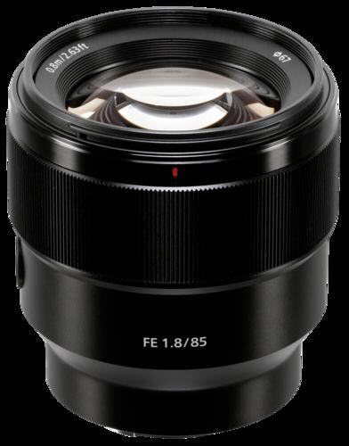 Sony SEL 85mm f/1.8