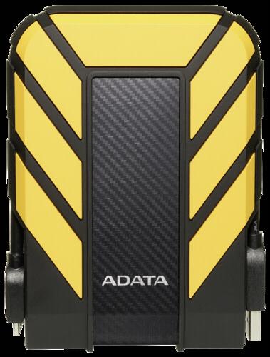 Adata externe HDD HD710P Yellow 2TB USB 3.0