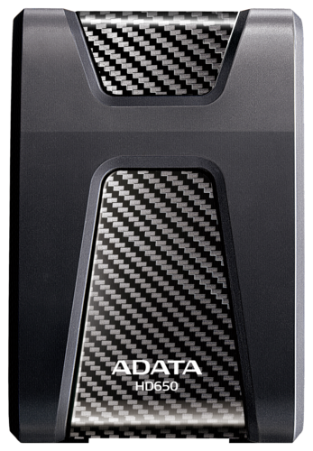 Adata externe HDD HD650 Black 2TB USB 3.0
