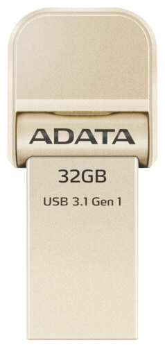 Adata OTG AI920 Gold 32GB Lightning on USB 3.1