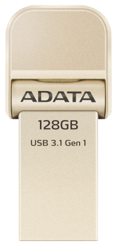 Adata OTG AI920 Gold 128GB Lightning on USB 3.1