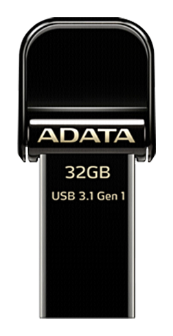 Adata OTG AI920 Black 32GB Lightning on USB 3.1