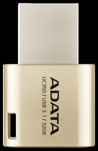 Adata OTG UC350 Gold 32GB USB-C to USB 3.0