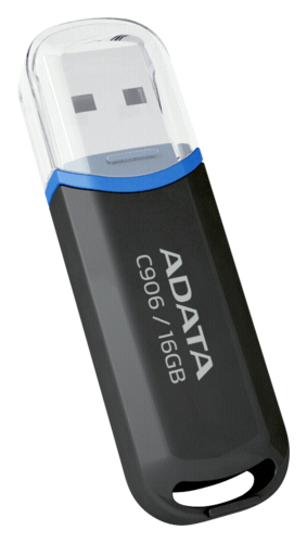 Adata C906 Black 16GB USB 2.0