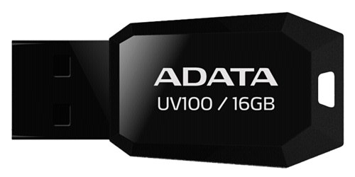 Adata UV100 Black 16GB USB 2.0