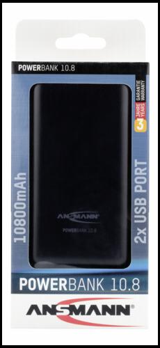 Ansmann Powerbank 10.8