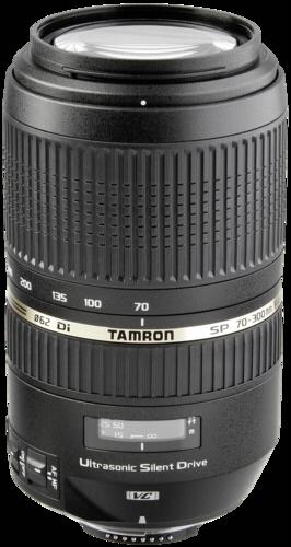 Tamron SP 70-300mm f/4.0-5.6 DI USD Sony