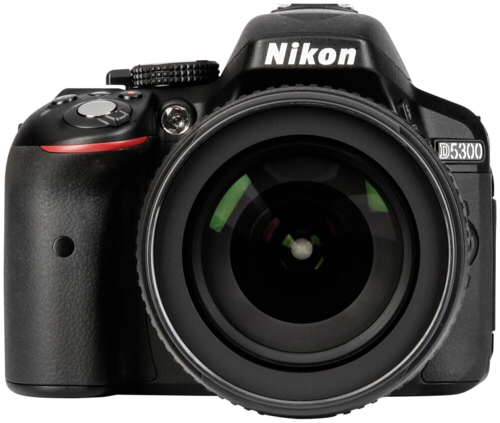 Nikon D 5300 Black Kit AF-S 18-105mm VR