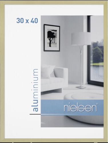 Nielsen C2 Aluminum Matt 30x40 gold