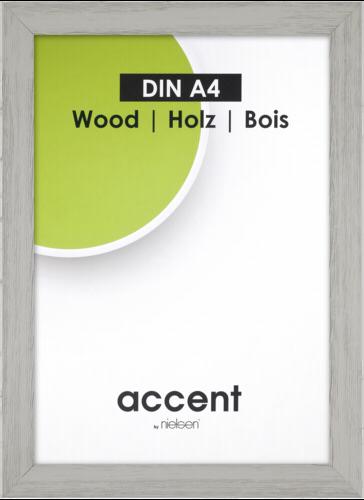 Nielsen Accent Magic Wood 21x29.7 grey