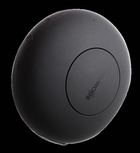 Boompods Doubleblaster 2 black/grey