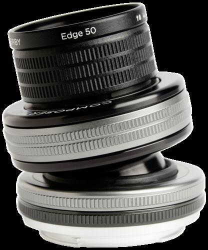 Lensbaby Composer Pro II with Edge 50 Optic Nikon F