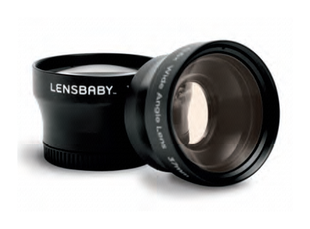 Lensbaby 0,6x WA + 1,6x Tele