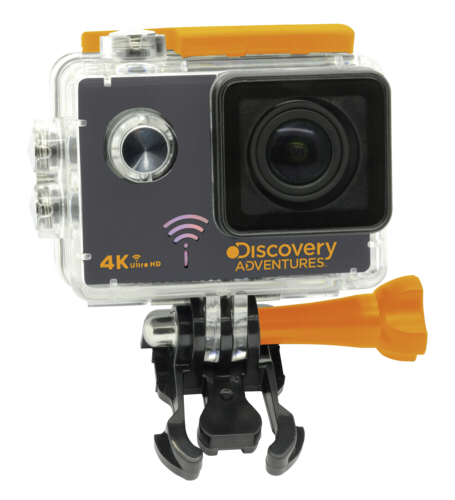 Discovery Adventures 4K PRO