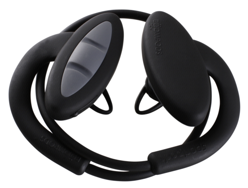 Boompods Sportpods 2 black/grey