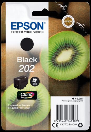 Epson Cartridge T02E1 Claria Premium black