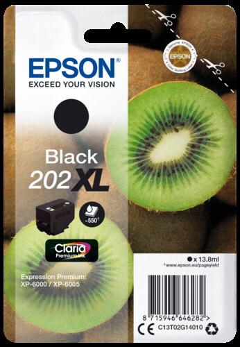 Epson Cartridge T02G1 Claria Premium black XL