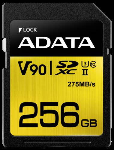 Adata Premier One SDXC 256GB UHS-II U3