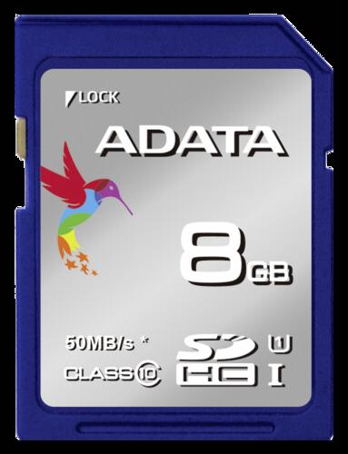 Adata Premier SDHC 8GB UHS-I