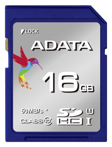 Adata Premier SDHC 16GB UHS-I