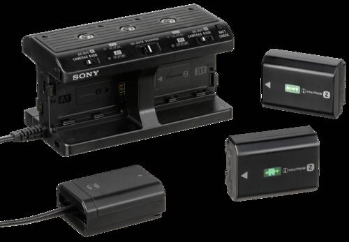 Sony NPA-MQZ1K Multiple Battery Adapter Set
