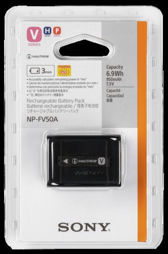 Sony NP-FV50A