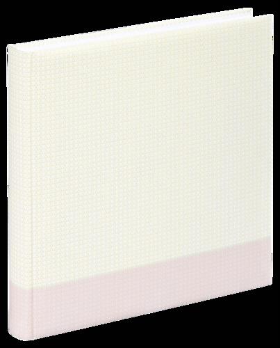 Hama Filigrana pastell pink 30x30 80 white sides Jumbo-Album