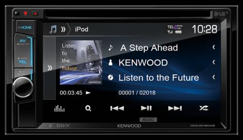 Kenwood DDX-4018DAB