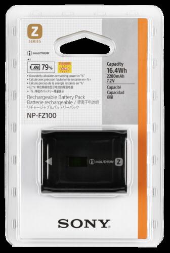 Sony NP-FZ100