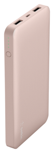 Belkin Pocket Power 10.000mAh Exernal Battery rose gold