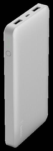 Belkin Pocket Power 10.000mAh Exernal Battery silver