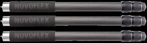 Novoflex QuadroLeg Carbon 3 segments 39mm 1x3