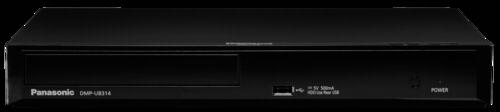 Panasonic DMP-UB314EGK black