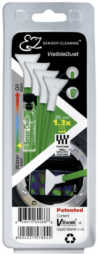 Visible Dust Kit 1.3 Sensor Clean