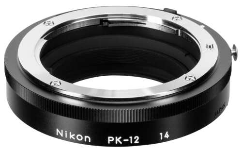 Nikon PK 12 Auto 14mm