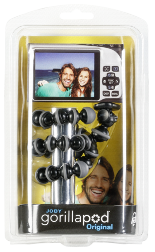 Joby GorillaPod Original Black/Grey