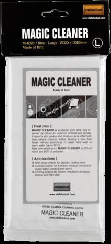 Visible Dust Microfibre Cloth