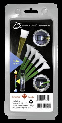 Visible Dust EZ Plus Kit Vdust 1.6 green
