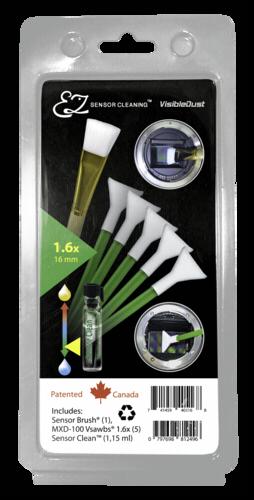 Visible Dust EZ Plus Kit Sensor Clean 1.6 Blue