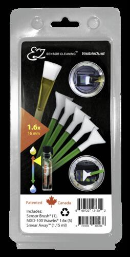 Visible Dust EZ Plus Kit Smear Away 1.6